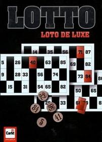 Zahlenlotto de Luxe Gesellschaftsspiel Carlit 744971700000 Bild Nr. 1