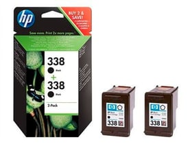 CB331EE TWIN Nr. 338 black Tintenpatrone HP 797482000000 Bild Nr. 1