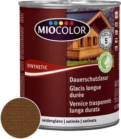 Vernice trasparente lunga durata Noce 750 ml Vernice trasparente lunga durata Miocolor 661121900000 Colore Noce Contenuto 750.0 ml N. figura 1