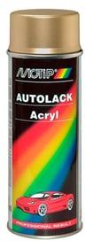 Vernice acrilica oro metallic 400 ml Vernice spray MOTIP 620723300000 Tipo di colore 52250 N. figura 1