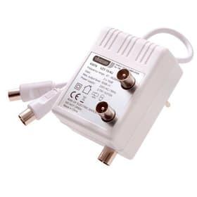 DVB-C/DVB-T Zweigeräteverstärker