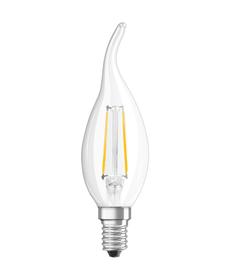 STAR BA40 LED E14 4W bianco caldo Osram 421080900000 N. figura 1