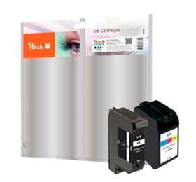 H45/H78 Combi Pack cartucce d'inchiostro per nero/policromo