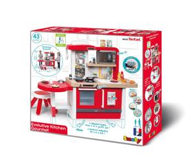 Tefal Evo Gourmet Küche Rollenspiel Smoby 747357700000 Bild Nr. 1