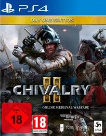 PS4 - Chivalry 2 - Day 1 Edition D Box 785300159683 N. figura 1