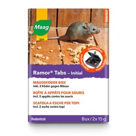 Ramor Tabs - Initialbox, 30 g Répulsif pour insectes Maag 658420200000 Photo no. 1