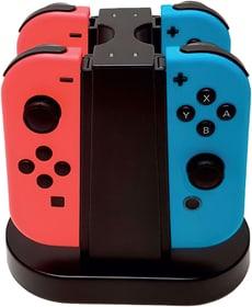 Nintendo Switch Joy-Con Quad Charging Station Bigben 785300128838 N. figura 1
