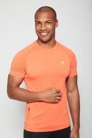 Herren-T-Shirt Laufshirt Perform 470457600734 Grösse XXL Farbe orange Bild-Nr. 1