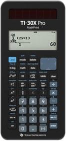 TI-30X Pro MathPrint calculatrice Texas Instruments 798272200000 Photo no. 1