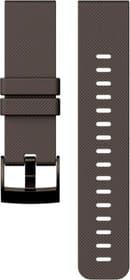 Traverse Graphite Silicone Strap Bracelet Suunto 785300147039 Photo no. 1