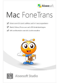 FoneTrans iOS Transfer Mac (D) Digital (ESD) 785300133986 Bild Nr. 1