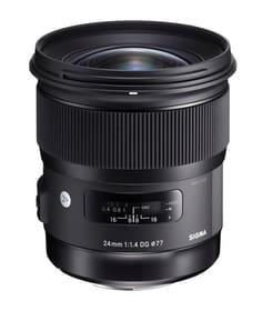 24mm F/1.4 DG HSM Art objectif pour Nikon Objectif Sigma 785300126167 Photo no. 1