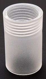 Glas Zylinder D28X38mm satin mit Gewinde 9000000795 Bild Nr. 1