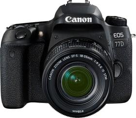 EOS 77D + 18-55 mm F4.0-5.6 IS STM Kit appareil photo reflex Canon 793426600000 Photo no. 1