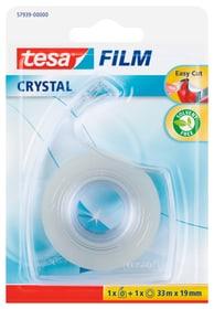 Rolle + Easy Cut Handabroller transparent Blister Klebebänder Tesa 663076500000 Bild Nr. 1