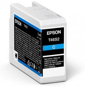 Tintenpatrone T46S200 cyan Tintenpatrone Epson 785300153420 Bild Nr. 1