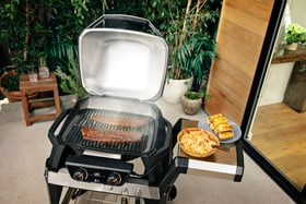 Weber Elektrogrill Pulse 2000 : Weber elektrogrill pulse cart kaufen bei do it garden