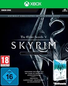 XONE - The Elder Scrolls V: Skyrim - Steelbook Edition D Box 785300158893 N. figura 1