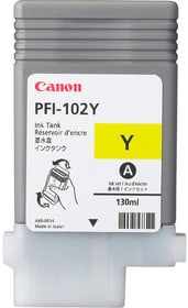 PFI-102Y yellow cartuccia d'inchiostro Canon 798310800000 N. figura 1