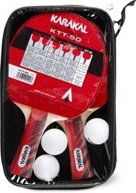 KARAKAL Ping Pong Set mit 3 Bällen Sport 748915400000 Bild Nr. 1