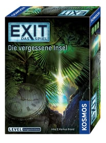 Exit Die Vergessene Insel_De Jeux de société KOSMOS 748945590000 Langue DE Photo no. 1