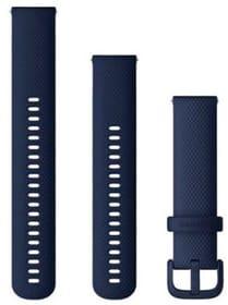 Bracelet à changement rapide Garmin bleu foncé bracelet Garmin 785300156144 Photo no. 1