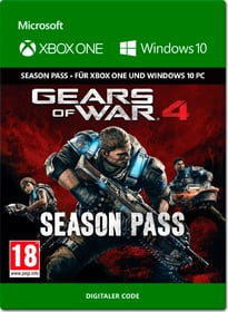 Xbox One - Gears of War 4: Season Pass Download (ESD) 785300137321 Bild Nr. 1