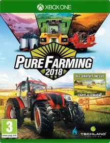 Xbox One - Pure Farming 2018 Day One Edition (F) Box 785300131685 Photo no. 1