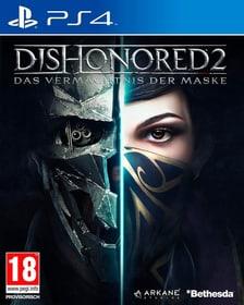 PS4 - Dishonored 2 Box 785300121497 Photo no. 1