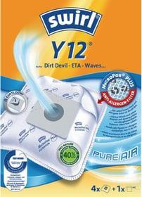 Sac filtre anti-poussière Y 12 4 pièces Swirl 785300143403 Photo no. 1