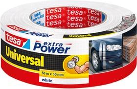 Gewebeband Extra Power weiss 5cm x 10m Tesa 673001500000 Farbe Weiss Bild Nr. 1