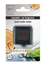 Cedar wood Autoduft Ipuro 657188600004 Duftnote Cedar Wood Bild Nr. 1
