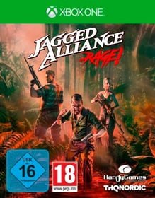 Xbox One - Jagged Alliance Rage (D) Box 785300138914 Bild Nr. 1