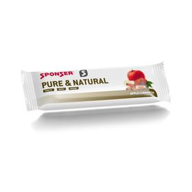 Pure & Natural Bar Riegel Sponser 467307011000 Geschmack Apfel / Zimt Bild-Nr. 1