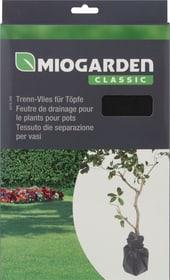 Trenn-Vlies für Töpfe, schwarz, 1x2m Trennvlies Miogarden 631520600000 Bild Nr. 1