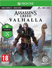 XONE - Assassin's Creed Valhalla Box 785300152971 Photo no. 1
