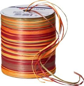MULTI RAFFIA Nastro regalo 440779800000 Colore Rosso N. figura 1