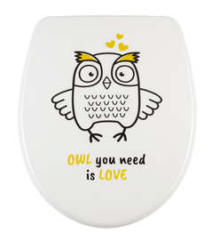 Nice Owl WC-Sitz diaqua 675498500000 Bild Nr. 1
