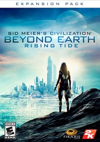PC - Sid Meier's Civilization: Beyond Earth - Rising Tide Download (ESD) 785300133324 Photo no. 1