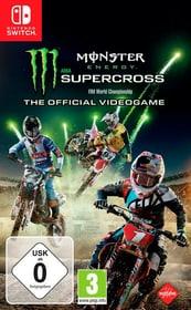 Monster Energy Supercross - The official Box 785300131241 Bild Nr. 1