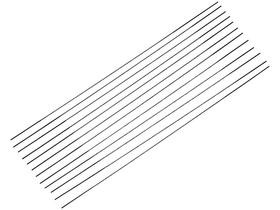 Lame per sega da traforo per legno n. 5, taglienti su entrambi i lati Comfort Lux 601221600000 N. figura 1