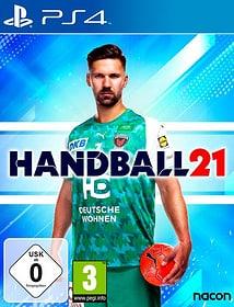 PS4 - Handball 21 (D/F) Box 785300154584 Bild Nr. 1