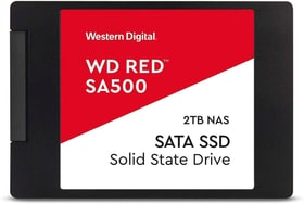 "SA500 NAS 2.5"" SATA 2 TB SSD Intern Western Digital 785300150197 Bild Nr. 1"