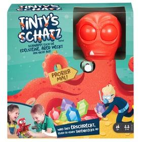 Tinty's Schatz GMH36 Jeux de société Mattel 749001700000 Photo no. 1