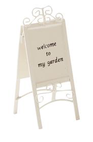 Mini-Gardening Ecriteau de jardin