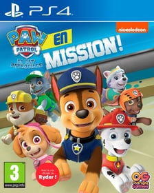 PS4 - Paw Patrol : En Mission (F) Box 785300138127 Photo no. 1