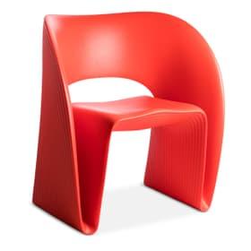 RAVIOLO Fauteuil Magis 360431700030 Dimensions L: 56.5 cm x P: 69.5 cm x H: 77.0 cm Couleur Rouge Photo no. 1