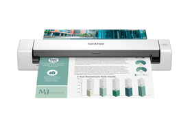 Scanner de documents mobile DS-740D Scanner documenti mobile Brother 785300153766 N. figura 1