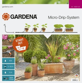 Micro-Drip-System Set de base Gardena 630844300000 Photo no. 1