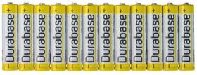 AAA / LR03 12 pezzi pila Batterie Durabase 704744700000 N. figura 1